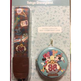 Disney - 東京ディズニーランド36周年 カメラストラップ