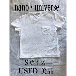 ナノユニバース(nano・universe)のnano・universe メンズ Tシャツ(Tシャツ/カットソー(半袖/袖なし))