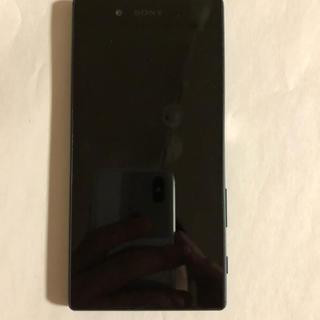ソニー(SONY)のXperiaZ5 au SIMロック解除済み(スマートフォン本体)