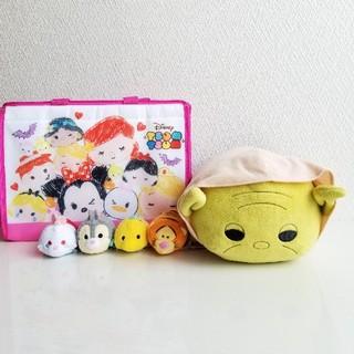 ディズニー(Disney)のディズニー ツムツム ぬいぐるみ まとめ売り(ぬいぐるみ)