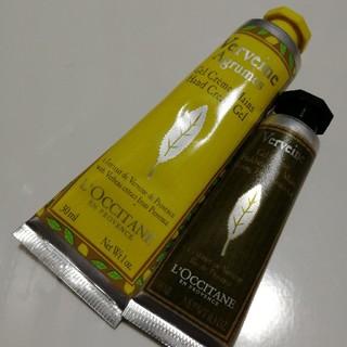 ロクシタン(L'OCCITANE)のロクシタンハンドクリーム 2本セット 新品未使用入り(ハンドクリーム)