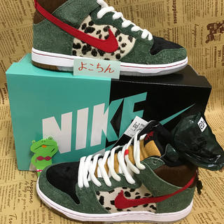 ナイキ(NIKE)のNIKE SB DUNK HIGH PRO WALK THE DOG 26.5(スニーカー)