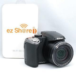 ニコン(Nikon)の☆WiFiSDカードで転送ok!☆ Nikon ニコン COOLPIX P80(コンパクトデジタルカメラ)