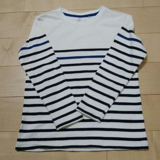 ユニクロ(UNIQLO)のユニクロ ロンT 長袖 120cm(Tシャツ/カットソー)