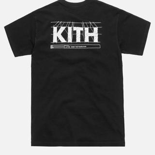 送料込 L 黒 KITH BLUEPRINT monday program(Tシャツ/カットソー(半袖/袖なし))