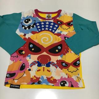 ヒステリックミニ(HYSTERIC MINI)の長袖Tシャツ 90センチ(Tシャツ/カットソー)