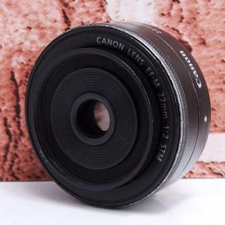 キヤノン(Canon)の★超人気★Canon EF-M 22mm(レンズ(単焦点))