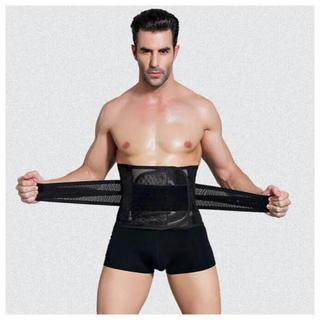 腰痛対策 コルセット 腰痛ベルト 骨盤サポーター 姿勢矯正 引き締め 男女兼用(エクササイズ用品)