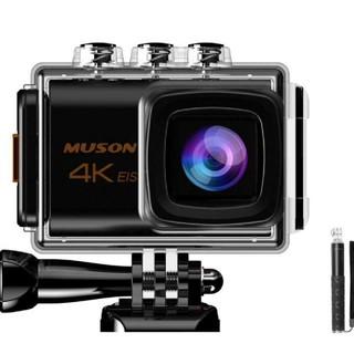 アクションカメラ 4K 防水(ビデオカメラ)