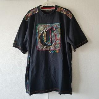 クージー(COOGI)のCOOGI ビッグシルエット Tシャツ ブラック(Tシャツ/カットソー(半袖/袖なし))