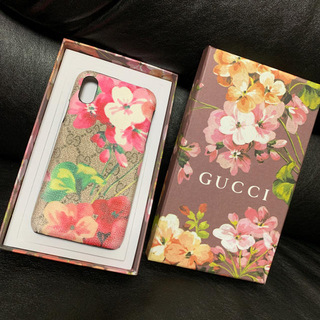 グッチ(Gucci)のGUCCI♡iPhoneX/XSケース(iPhoneケース)