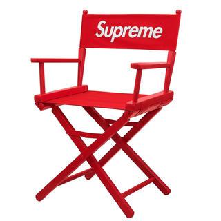 シュプリーム(Supreme)のSupreme Director's Chair Red×2(折り畳みイス)