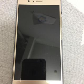 アンドロイド(ANDROID)のUQ mobile Huawei P9 lite PREMIUM VNS-L52(スマートフォン本体)