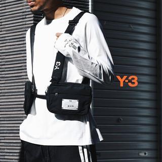ワイスリー(Y-3)のラスト1点 新品 2019SS MULTI POCKET BAG(ボディーバッグ)
