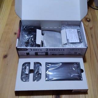 ニンテンドースイッチ(Nintendo Switch)の【美品・保証有】Nintendo switch グレー ニンテンドー スイッチ(家庭用ゲーム本体)