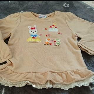 ミキハウス(mikihouse)のミキハウス トップス  白雪姫 90サイズ(Tシャツ/カットソー)