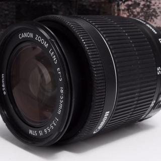 キヤノン(Canon)の★超美品★CANON キャノン EF-S18-55mm STM★(レンズ(ズーム))