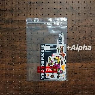 シュプリーム(Supreme)のSupreme Sticker Set シュプリーム ステッカーセット(その他)