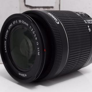 キヤノン(Canon)の★超美品★Canon EF-S 18-55mm IS STM(レンズ(ズーム))