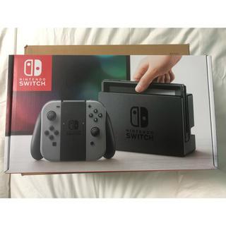 ニンテンドースイッチ(Nintendo Switch)の未使用 新品 NINTENDO SWITCH ニンテンドー スイッチ 本体(家庭用ゲーム本体)