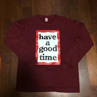 ビームス(BEAMS)のhave a good time  ロンt Mサイズ(Tシャツ/カットソー(七分/長袖))