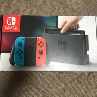 ニンテンドースイッチ(Nintendo Switch)のNintendo Switch 本体のみ(家庭用ゲーム本体)