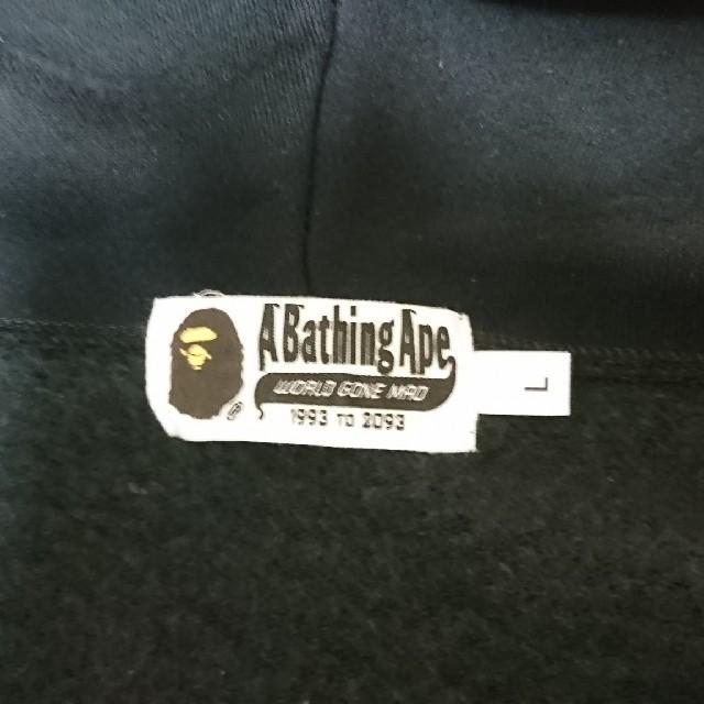A BATHING APE(アベイシングエイプ)の【APE】スタッズパーカー メンズのトップス(パーカー)の商品写真