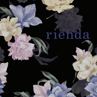 リエンダ(rienda)のriendaニット(ニット/セーター)