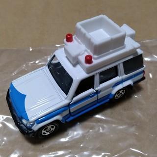 タカラトミー(Takara Tomy)のトミカギフトばらし トヨタ ランドクルーザー 現場指揮車 (DJポリスカー)(ミニカー)