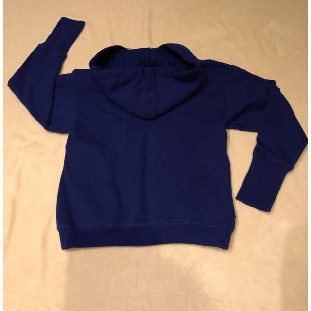 LANVIN en Bleu(ランバンオンブルー)の新品タグ付き☆ランバンオンブルー  チュールフリル付きパーカー  レディースのトップス(パーカー)の商品写真