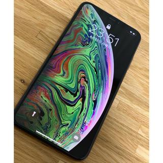アップル(Apple)のiPhone+Xs  max(スマートフォン本体)