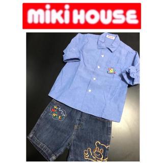 ミキハウス(mikihouse)のミキハウス まとめ売り(パンツ/スパッツ)