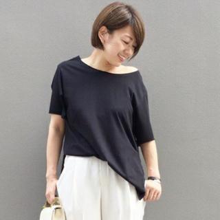 ドゥーズィエムクラス(DEUXIEME CLASSE)の美品⭐️DeuxiemeClasse ドゥーズィエムクラス  Long Tシャツ(Tシャツ(半袖/袖なし))