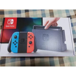 5%クーポン配布中 Nintendo Switch 本体 ネオンカラー(家庭用ゲーム本体)
