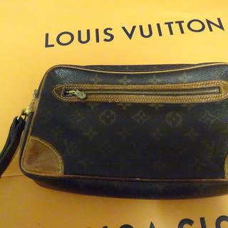 ルイヴィトン(LOUIS VUITTON)の【正規品】LOUIS VUITTON セカンドバッグ(セカンドバッグ/クラッチバッグ)