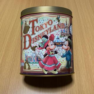 ディズニー(Disney)の【美品】 ディズニー 缶ケース(キャラクターグッズ)