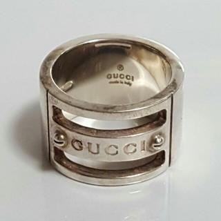 37da7c1ebc32 Gucci - 新品未使用 GUCCI 18KGGモメントリング指輪の通販 by kuma's ...