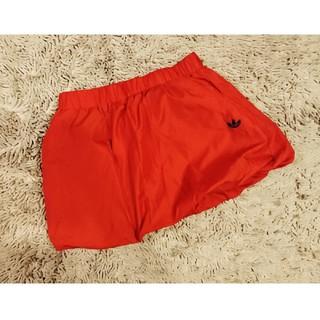 アディダス(adidas)のadidas アディダス バルーン ミニスカート スポーツウェア(ミニスカート)