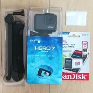 ゴープロ(GoPro)の新品 GoPro HERO7 Silverセット(ビデオカメラ)