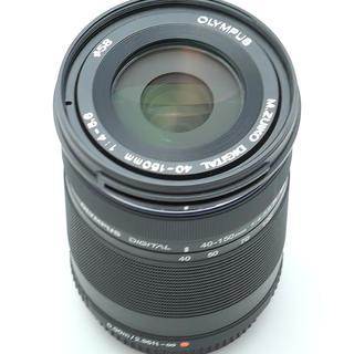 オリンパス(OLYMPUS)のオリンパス40-150ブラック(レンズ(ズーム))
