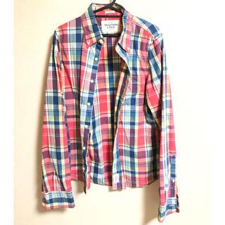 アバクロンビーアンドフィッチ(Abercrombie&Fitch)のアバクロシャツ(シャツ/ブラウス(長袖/七分))