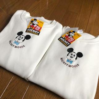 ディズニー(Disney)のディズニー ペアルック ミッキー(Tシャツ/カットソー(半袖/袖なし))