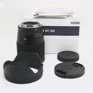 シグマ(SIGMA)のsigma 16mm F1.4 DC DN Eマウント(レンズ(単焦点))