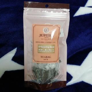 ジュピター 紅茶 ダージリンブレンド 未開封(茶)