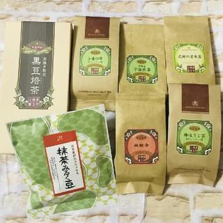 三國屋善五郎  お茶セット(茶)