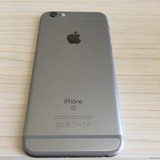アイフォーン(iPhone)のiPhone 6s(スマートフォン本体)