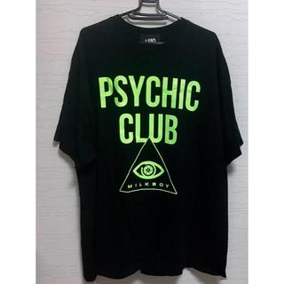 ミルクボーイ(MILKBOY)のMILKBOY PSYCHIC CLUB TEE(Tシャツ/カットソー(半袖/袖なし))