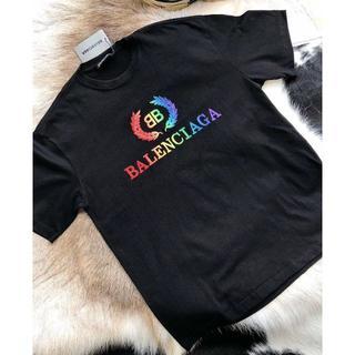 バレンシアガ(Balenciaga)の新品 Balenciaga Tシャツ   S(Tシャツ/カットソー(半袖/袖なし))