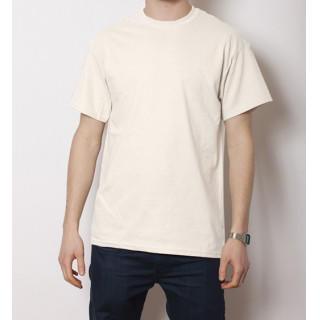 GILDAN 6.0オンス ウルトラコットン 無地Tシャツ  ナチュラル(Tシャツ/カットソー(半袖/袖なし))