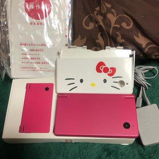ニンテンドーDS(ニンテンドーDS)のDSi 本体 ピンク(携帯用ゲーム本体)